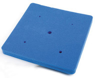 PME MEXICAN FOAM PAD   BLUE