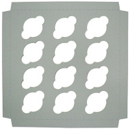 CUPCAKE INSERT -12 MINI CUPCAKE PKG/100