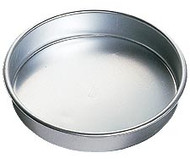 "Wilton Performance 12"" Round Metal Cake Pan--2"" Deep"