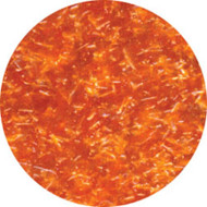 1/4 OZ EDIBLE GLITTER-ORANGE
