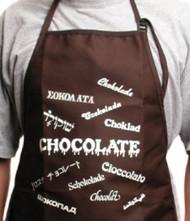 APRON-CHOCOLATE CHOKLAD  . . .
