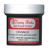 CK COLOR 4 OZ. ORANGE