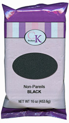 16 OZ NON-PAREILS BLACK