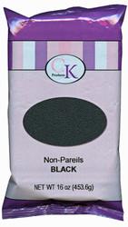 16 OZ NON-PAREILS BLACK