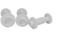 Round Plunger Cutter Set of 3