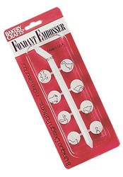 Plastic Embosser Set--Animals