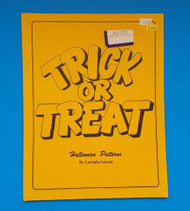 Trick or Treat Halloween Patterns By Lucinda Larson--Discontinued