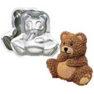 WILTON STAND-UP CUDDLY BEAR PAN