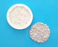 Sugar Pearl 3 Inch Circle Mold -  Silicone