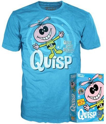 Funko POP! Apparel: Quisp Designer Con Exclusive Boxed Tee - Size: X-Large