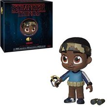 Funko 5 Star Television Stranger Things: Lucas Vinyl Figure