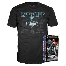 Funko Apparel VHS: Robocop Target Exclusive Boxed Tee - Size: Small