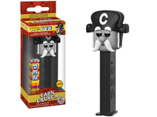 Funko POP! PEZ™ Quaker: Cap'n Crunch Dispenser w/ Candy - Chase Variant - Only 6 Available