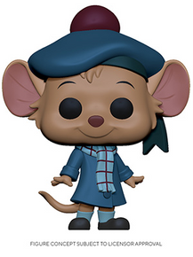 Funko POP! Disney The Great Mouse Detective: Olivia Vinyl Figure - Pre-Order