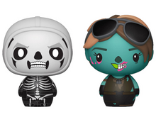 Funko Pint Size Heroes Fortnite: Skull Trooper & Ghoul Trooper Vinyl Figure 2 Pack