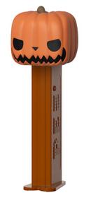 Funko POP! PEZ Disney The Nightmare Before Christmas: Pumpkin King Dispenser w/ Candy