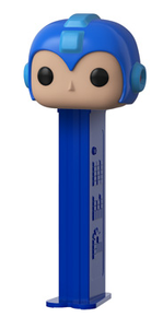 Funko POP! PEZ Mega Man: Mega Man Dispenser w/ Candy