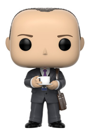 Funko POP! Television Veep: Gary Walsh Vinyl Figure - Low Inventory!