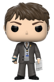 Funko POP! Television Veep: Jonah Ryan Vinyl Figure - Low Inventory!