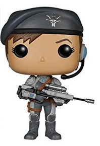 Funko POP! Games Evolve: Val Vinyl Figure - Clearance
