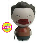 Funko Dorbz Horror Shaun Of The Dead: Ed Vinyl Figure - Chase Variant