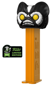 2020 ECCC Funko POP! PEZ Masters Of The Universe: Stinkor Dispenser w/ Candy - ECCC Sticker