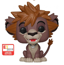 2019 E3 Funko POP! Disney Kingdom Hearts: Sora (Lion Form) E3 Exclusive Vinyl Figure - Limited Inventory!