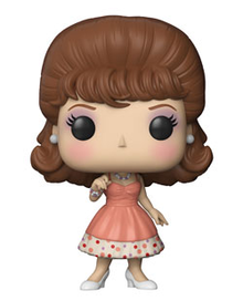 Funko POP! Television Pee-Wee's Playhouse: Miss Yvonne Vinyl Figure - Damaged Box / Paint Flaw