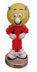 Funko Ad Icons: Reddy Kilowatt Wacky Wobbler Bobblehead - Damaged Box / Paint Flaw
