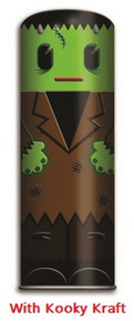 Funko Mixo™ Kooky Kan Monsters: Frederico Collectible Tin With Kooky Kraft - Clearance - Only 2 Available