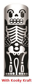 Funko Mixo™ Kooky Kan Monsters: Sebastian The Skeleton Collectible Tin With Kooky Kraft - Clearance