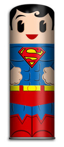 Funko Mixo™ Kooky Kan DC Comics: Superman Collectible Tin (No Kooky Kraft) - Clearance