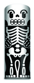 Funko Mixo™ Kooky Kan Monsters: Sebastian The Skeleton Collectible Tin (No Kooky Kraft) - Clearance