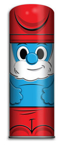 Funko Mixo™ Kooky Kan The Smurfs: Papa Smurf Collectible Tin (No Kooky Kraft) - Clearance