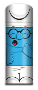 Funko Mixo™ Kooky Kan The Smurfs: Brainy Smurf Collectible Tin (No Kooky Kraft) - Clearance