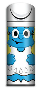 Funko Mixo™ Kooky Kan The Smurfs: Smurfette Collectible Tin (No Kooky Kraft) - Clearance