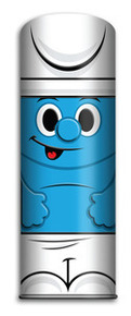 Funko Mixo™ Kooky Kan The Smurfs: Smurf Collectible Tin (No Kooky Kraft) - Clearance