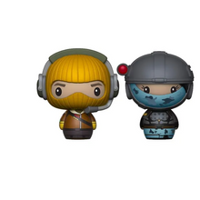 Funko Pint Size Heroes Fortnite: Raptor & Elite Agent Vinyl Figure 2 Pack