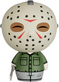 Funko Dorbz Horror: Jason Voorhees Vinyl Figure - Damaged Box / Paint Flaw