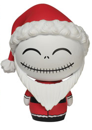 Funko Dorbz Disney The Nightmare Before Christmas: Santa Jack Vinyl Figure - Damaged Box / Paint Flaw