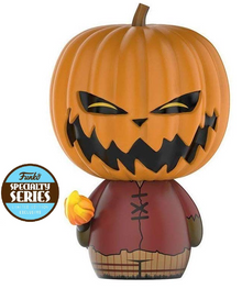 Funko Dorbz Disney The Nightmare Before Christmas: Pumpkin King Vinyl Figure - Specialty Series - Damaged Box / Paint Flaw
