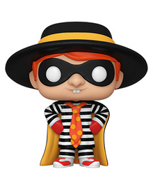 Funko POP! Ad Icons McDonald's: Hamburglar Vinyl Figure