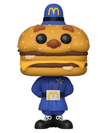 Funko POP! Ad Icons McDonald's: Officer Big Mac Vinyl Figure - Pre-Order