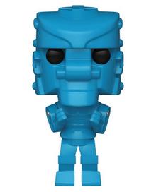 Funko POP! Retro Toys Mattel Rock 'Em Sock 'Em Robots: Blue Bomber Vinyl Figure