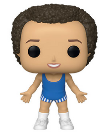 Funko POP! Icons: Richard Simmons Vinyl Figure - Pre-Order - Arriving December 1, 2020