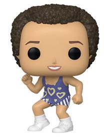 Funko POP! Icons: Dancing Richard Simmons Vinyl Figure