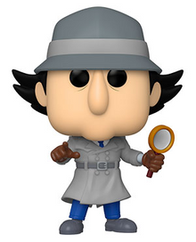 Funko POP! Animation Inspector Gadget: Inspector Gadget Vinyl Figure - Pre-Order