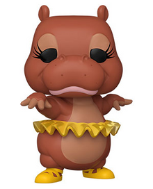 Funko POP! Disney Fantasia: Hyacinth Hippo Vinyl Figure