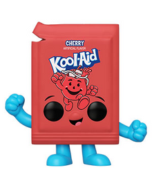 Funko POP! Foodies Kool-Aid: Cherry Kool-Aid Packet Vinyl Figure - Pre-Order