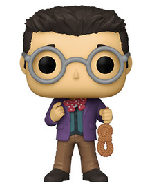 Funko POP! Retro Toys Clue: Professor Plum With Rope Vinyl Figure